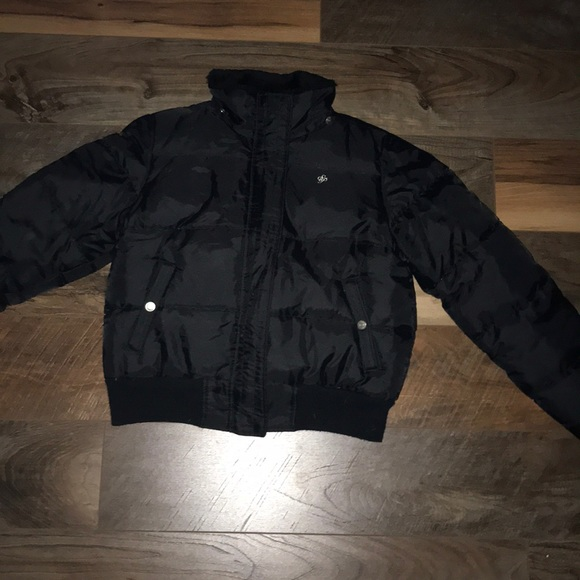 SouthPole goose down bomber jacket. M 5bf84c27035cf1e096866b36 d568f862e